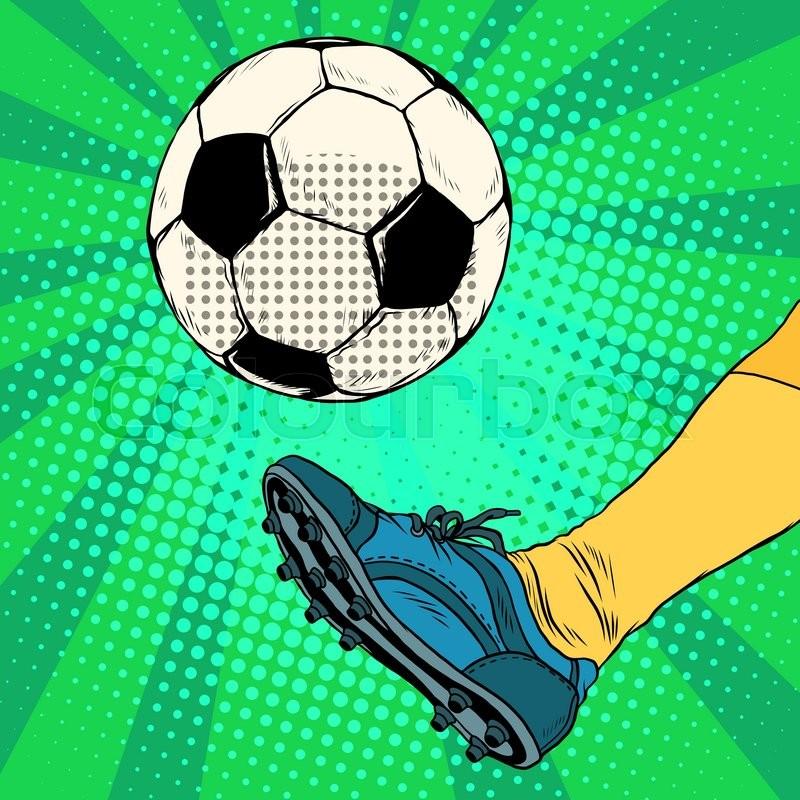 Free Futbol Shot Clipart and Vector Graphics - Clipart.me