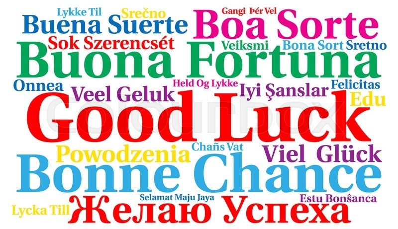 how to say goodbye and good luck in french