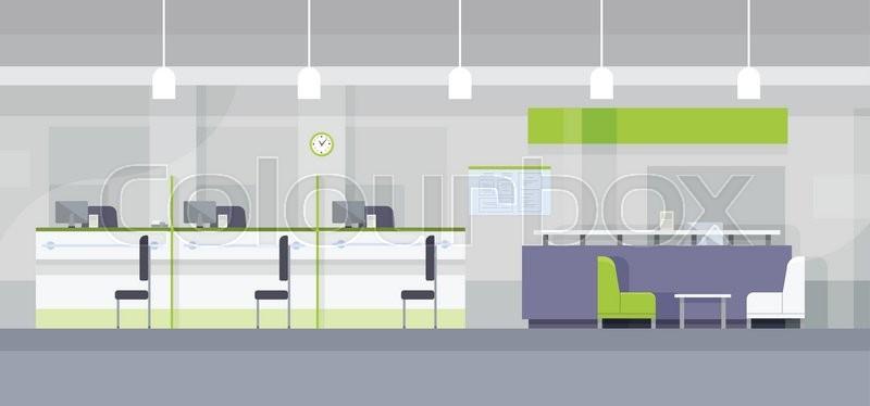 Офисный стол фон