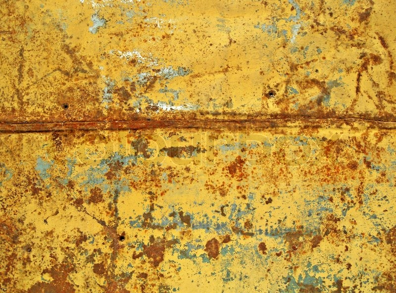 texture of an old rusty metal stock photo colourbox