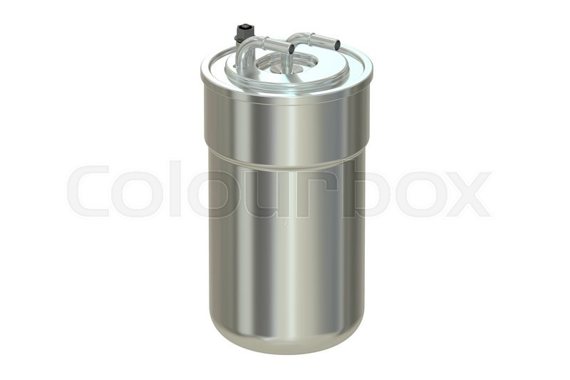 Fuel Filter 3d Rendering Isolated On White Background Stock Photo Rhcolourbox: Fuel Filter Background At Gmaili.net