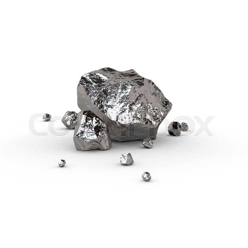 stock mineral image materials illustration photo colourbox platinum isolated raw