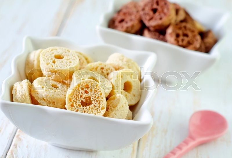 Stock image of 'Dry breakfast'