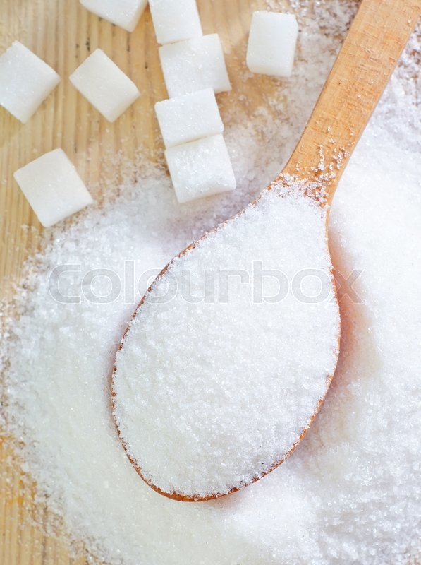 Stock image of 'Sugar'