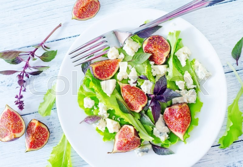 Stock image of 'Salad'