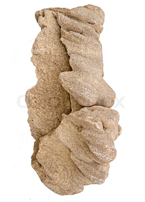Stock image of 'Close up of sandstone'