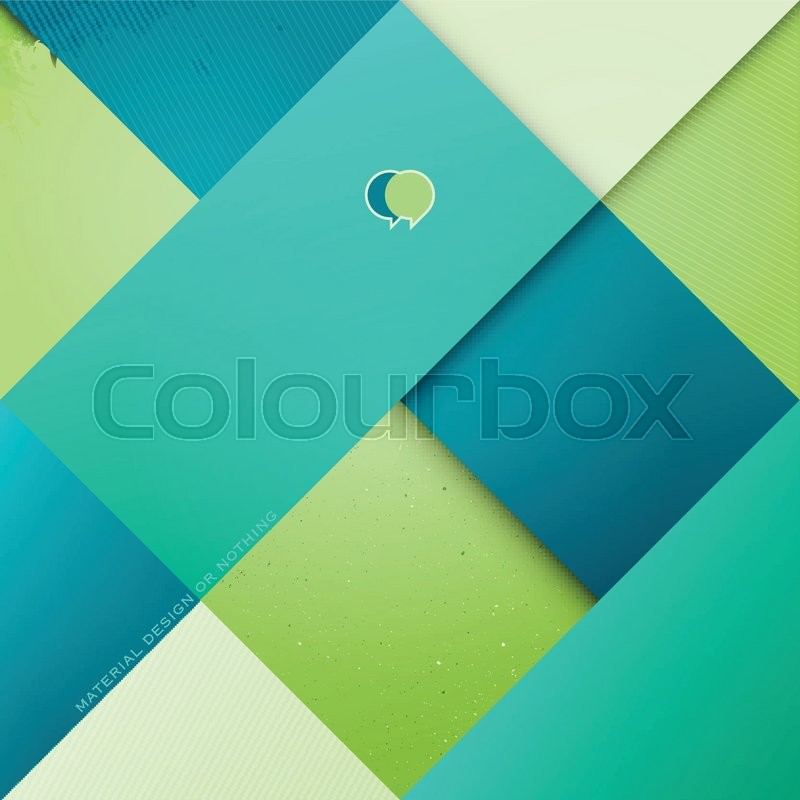 Abstract Colorful Background With Square Frames And Quote Symbol Delectable Quote Symbol