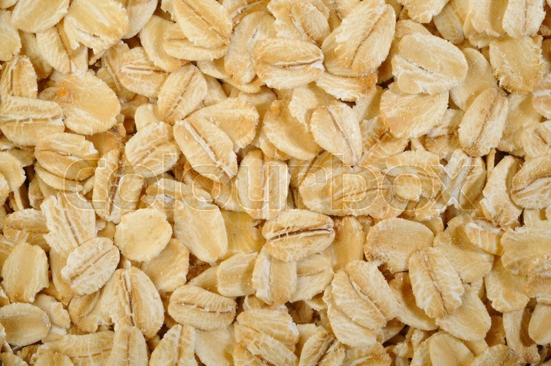 Stock image of 'Oats background'