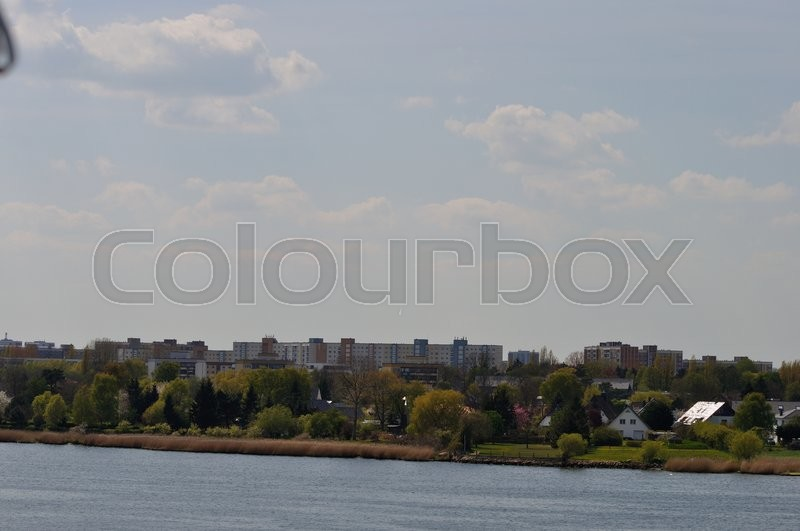 Stock image of 'rostock, germany, by'