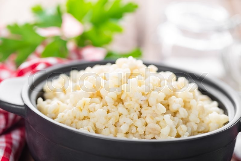 Stock image of 'Bulgur'