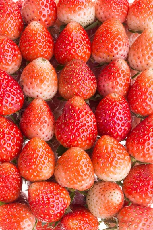 Stock image of 'red strawberry fresh fruits sweet tasty, closeup image'