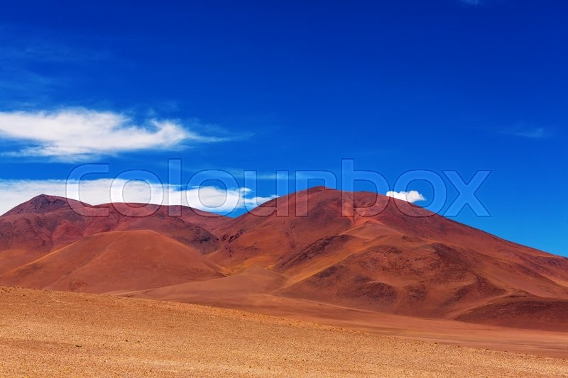 Stock image of 'Scenic landscapes of Northern Argentina'