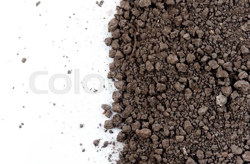 Stock image of 'Soil background'
