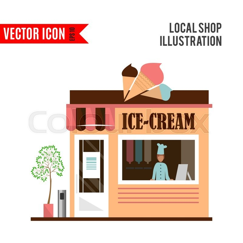 Old Ice Cream Shoes For Sale