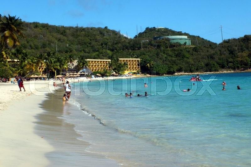 vestindiske øer ferie