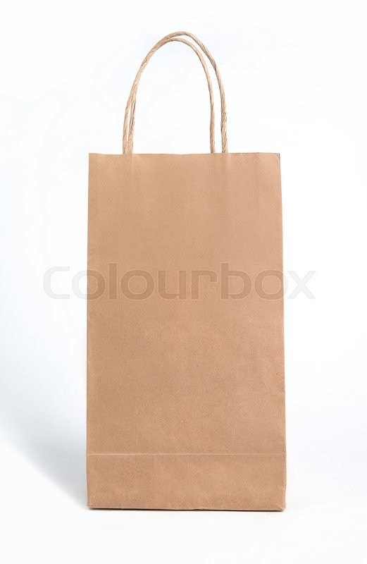 Stock image of 'Recycle bag'