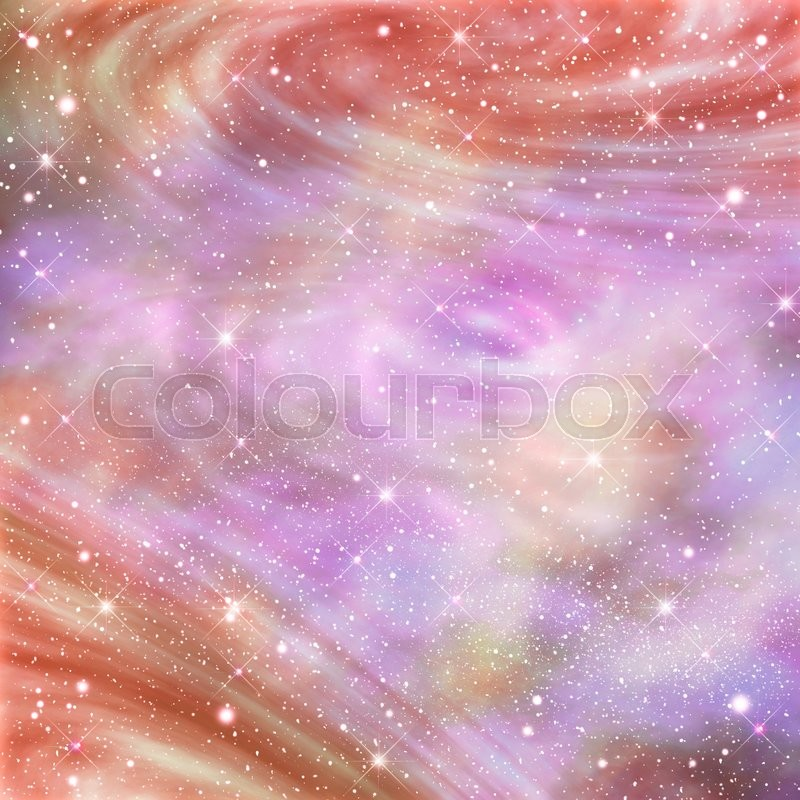 Stock image of 'Abstract bacground, with starry'