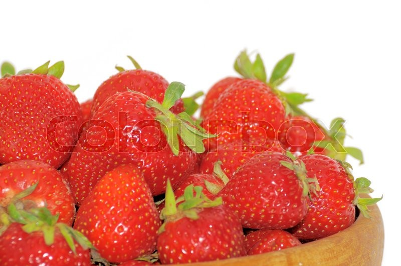 Stock image of 'Strawberry.'