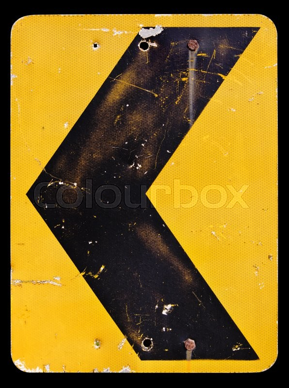 Stock image of 'Road sign'