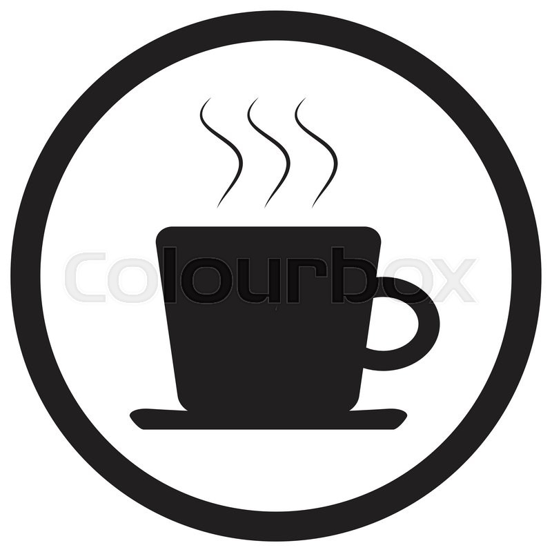 Vintage Coffee Cup Vector