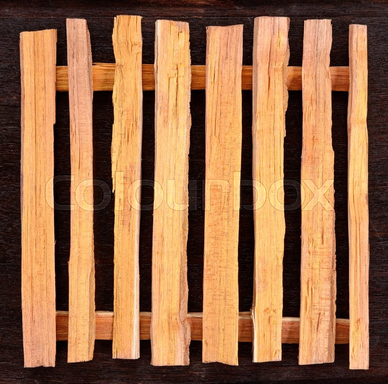 Stock image of 'stack of wood piece\'