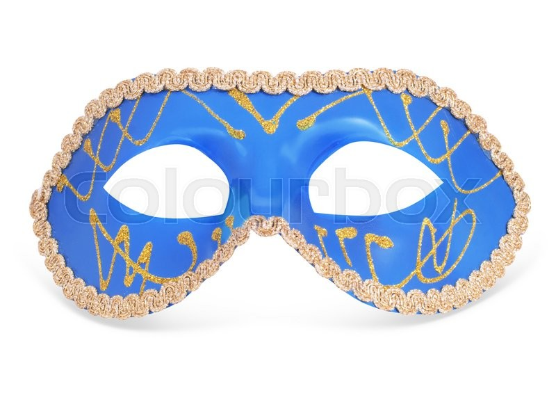 Stock image of 'Carnival Mask'