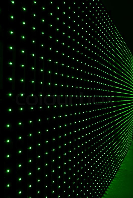 Led Wall Background Stock Photo Colourbox