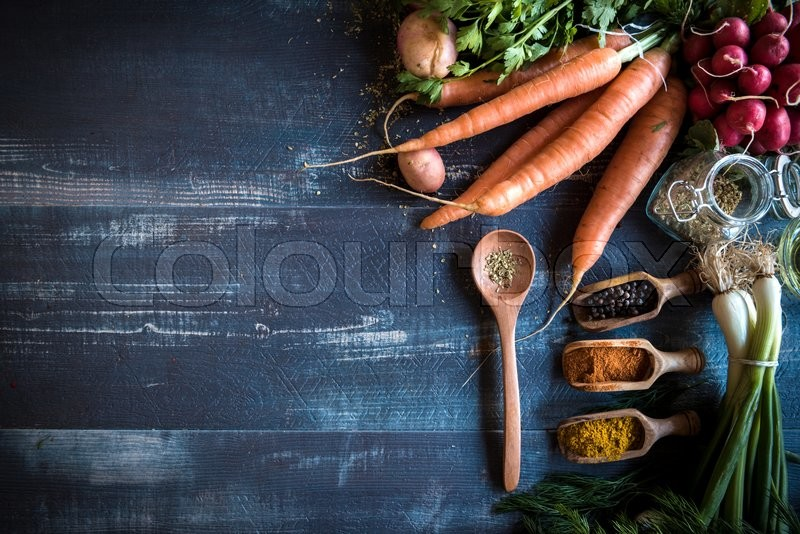 Stock foto af 'ingredienser, traditionel, serviet'