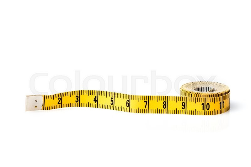 Stock Bild von 'Tape measure'