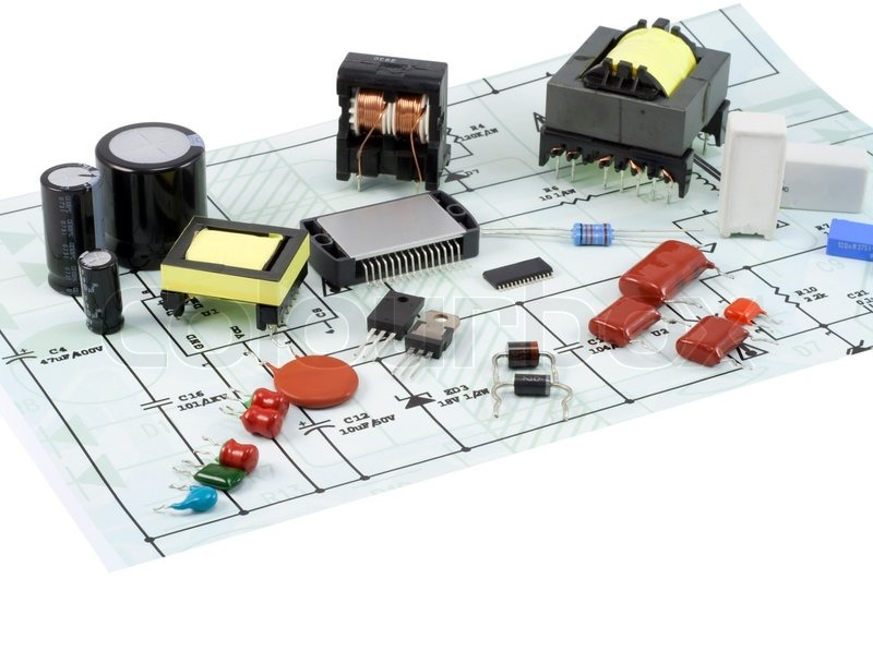 Major Electronic Components