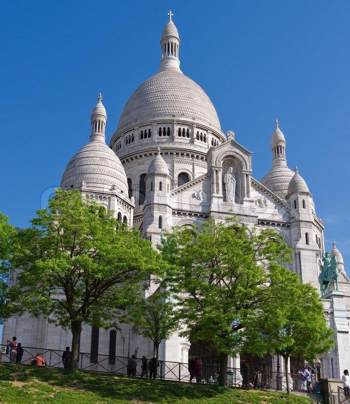 fransk kirke