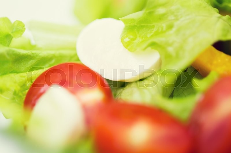 Stock foto af 'gourmet, vitaminic, ingrediens'