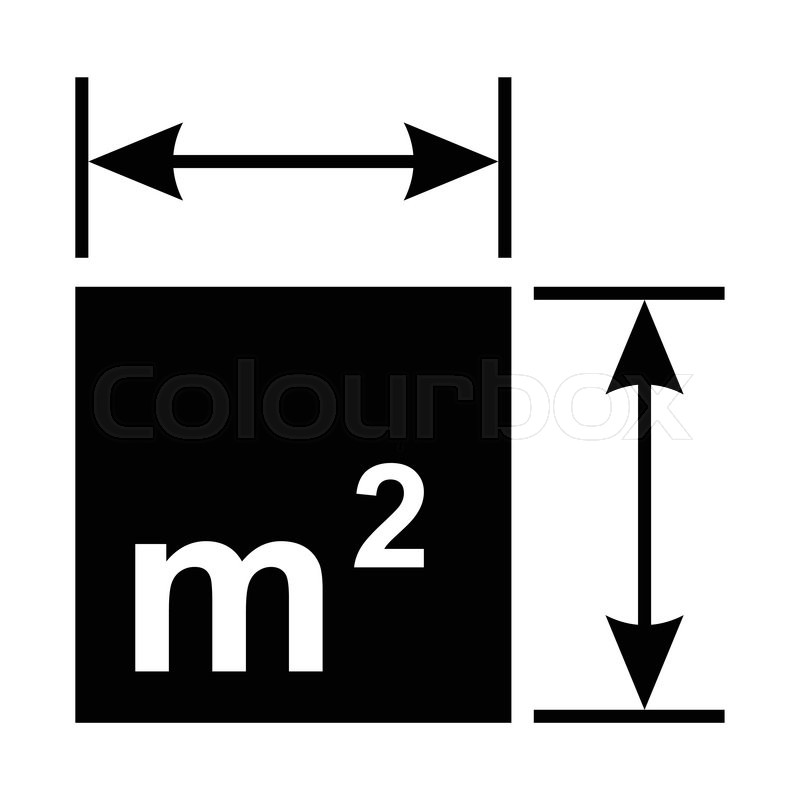 Perfect Square Meter Symbol Composition Electrical Circuit Diagram