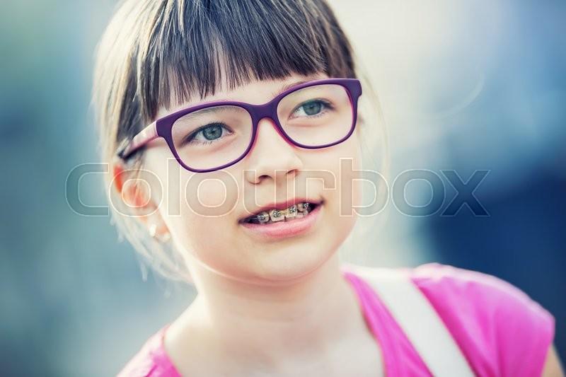 Girl Teen Pre Teen Girl With   Stock Photo  Colourbox-5305
