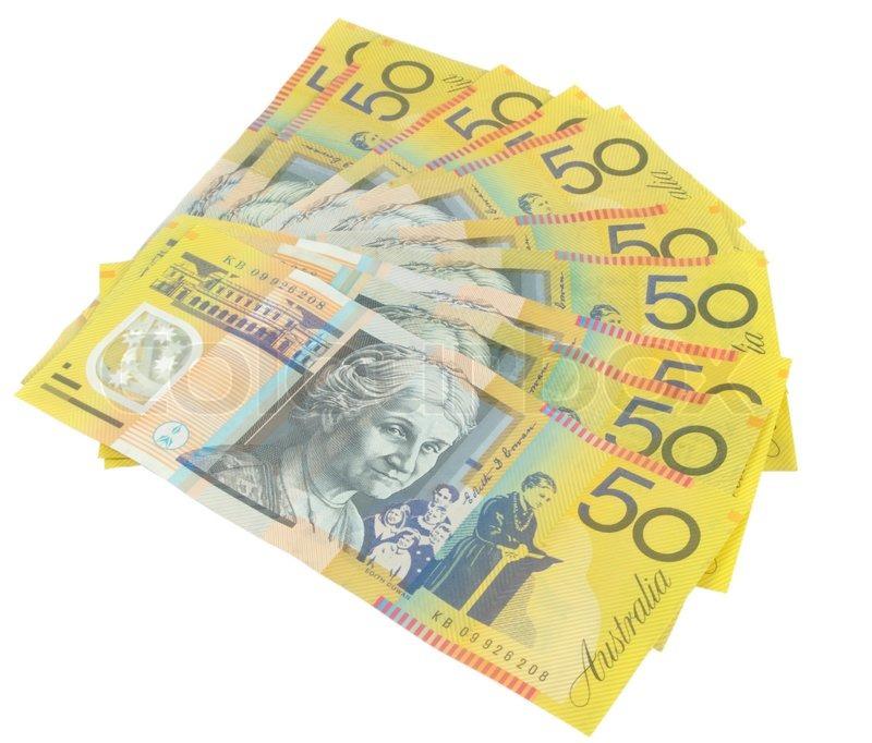 australske dollars