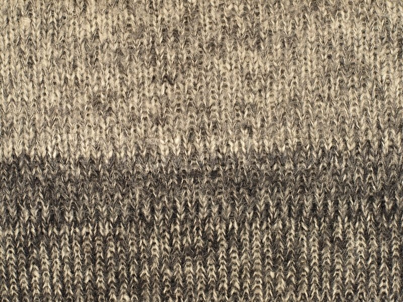 Sheep Wool Fabric Texture Pattern As Background Stock