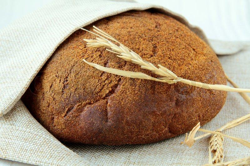 Черный хлеб как сделать