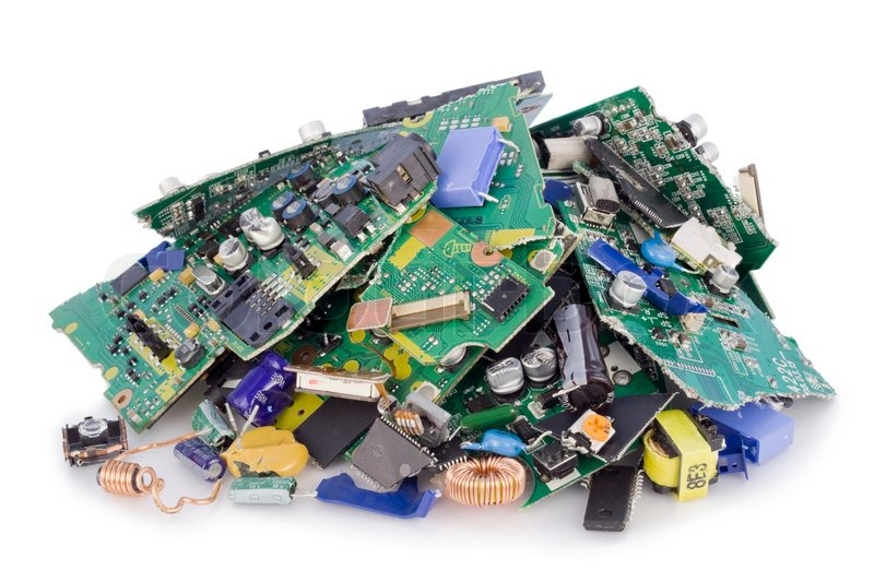 How To Sell Your Old Electronic Components