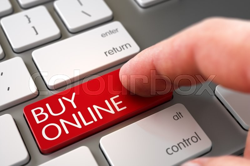 Stock Bild von 'e-commerce, branche, business'