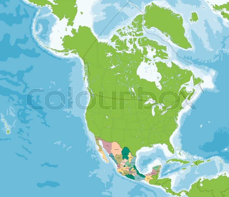 United Republic of North America