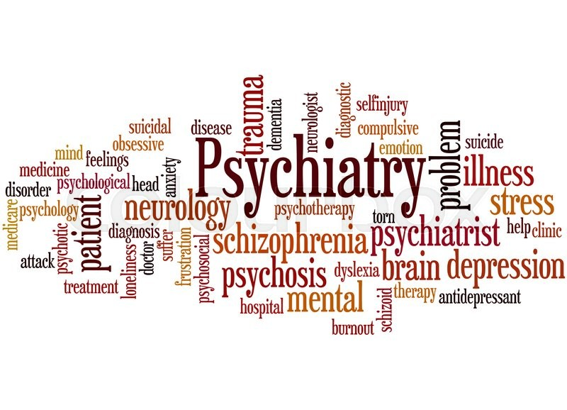 psychiatry  word cloud concept on white background Nurses Medical Clip Art Free Nurses Medical Clip Art Free