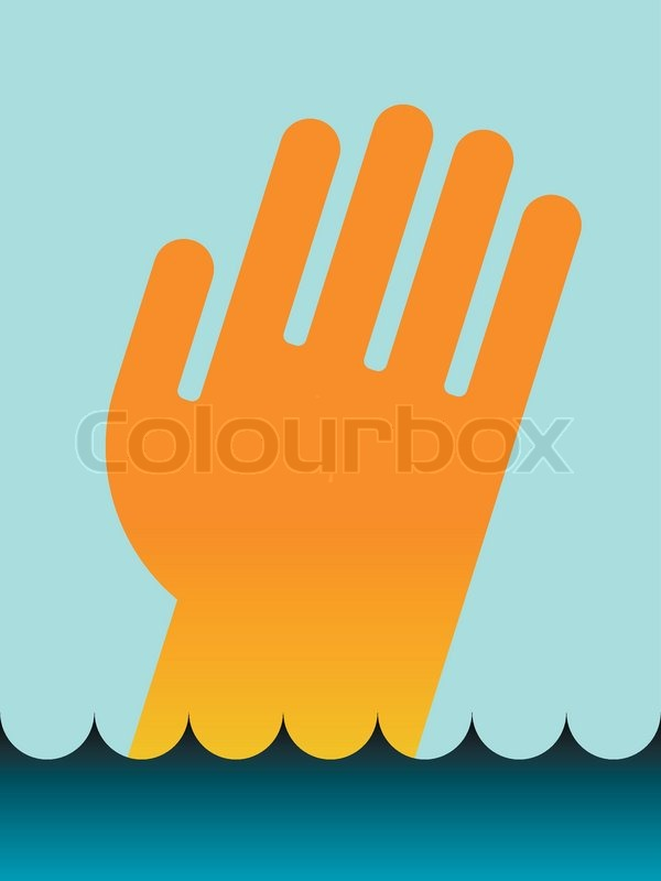 bryster store død mands hånd