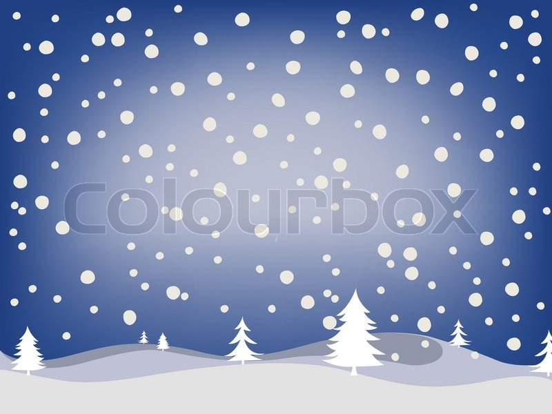 Winter Background Vector Free Vector Download 45 386 Free