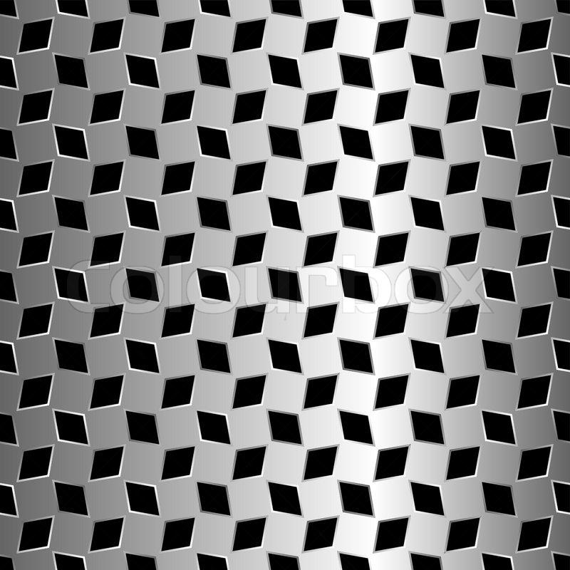 Metallic Black Texture Metallic Diamonds Texture