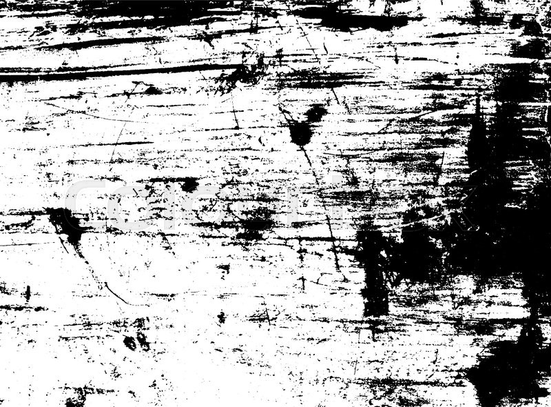Scratched Texture Overlay Distressed Black And