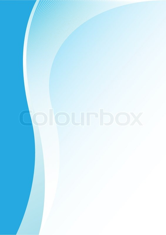 Simple abstract blue vertical background for design | Stock Vector ...