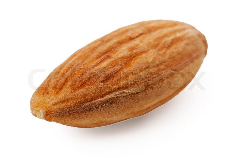 One Almond Amir One almond closeup iso...