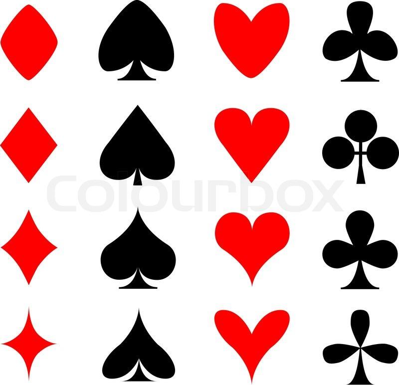Showing post & media for Suit card symbols | www.symbolsnet.com