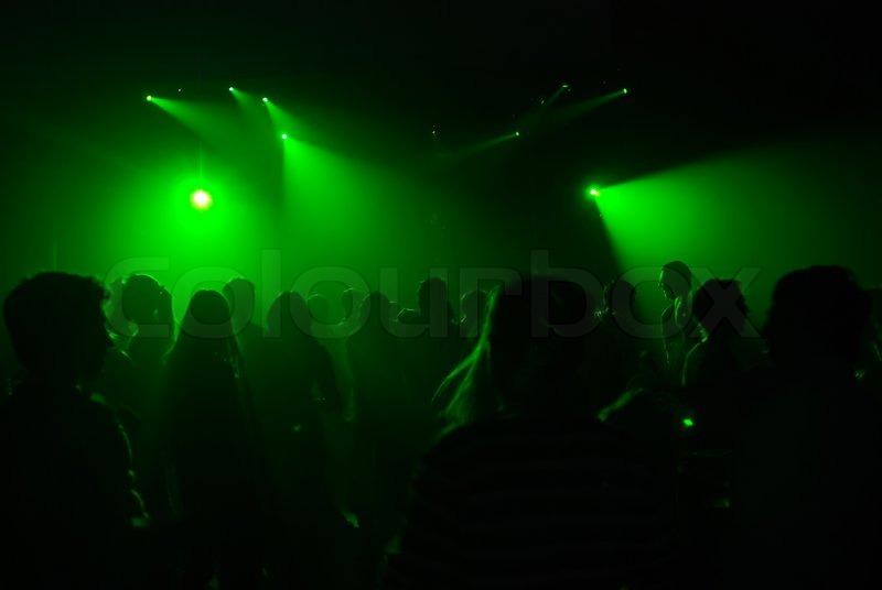 Disco dance on the night club stock photo colourbox for Disco night club