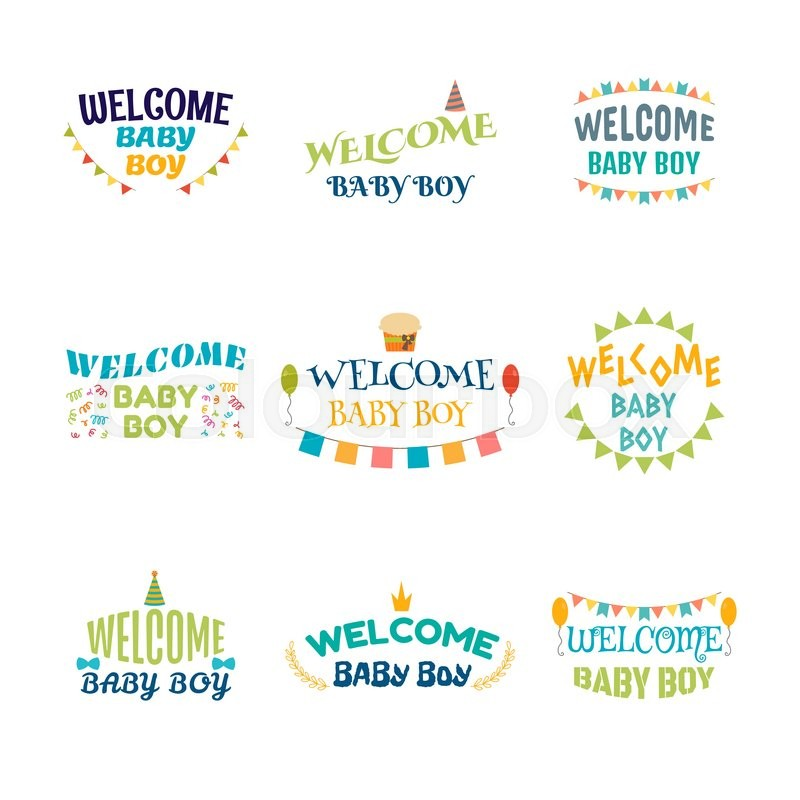 welcome baby boy baby boy arrival postcards baby shower card